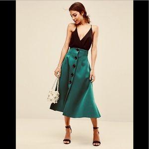 ✨HP✨ASOS NWT Sexy Maxi Skirt